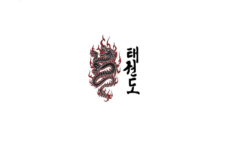 Taekwondo Symbol Tattoo 80349 Loadtve